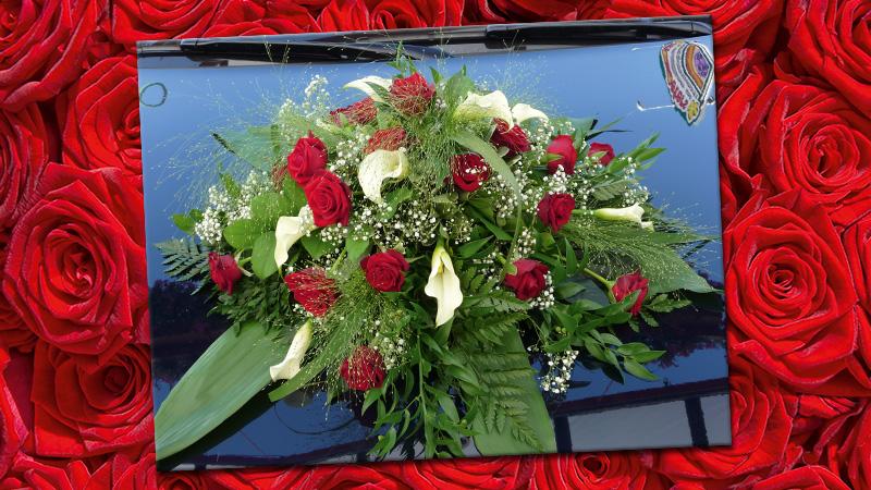 Blumen Peters Hochzeit