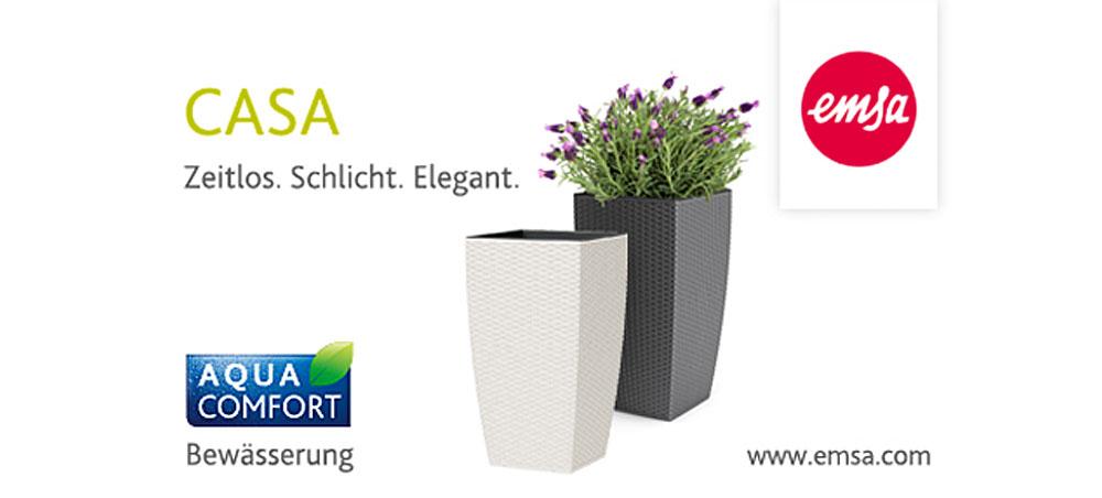 Blumen Peters - EMSA Händler in Bremerhaven und Bremen